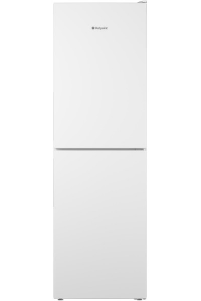 Hotpoint LECO85FF2W 60cm Fridge freezer in White