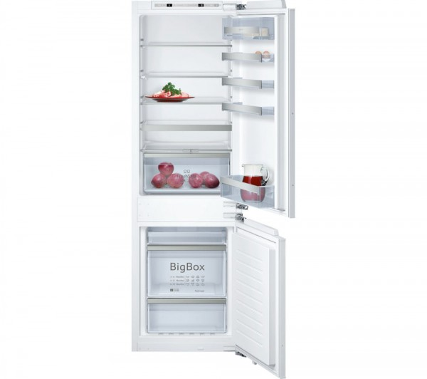Neff KI7863D30G Integrated 60/40 Fridge Freezer