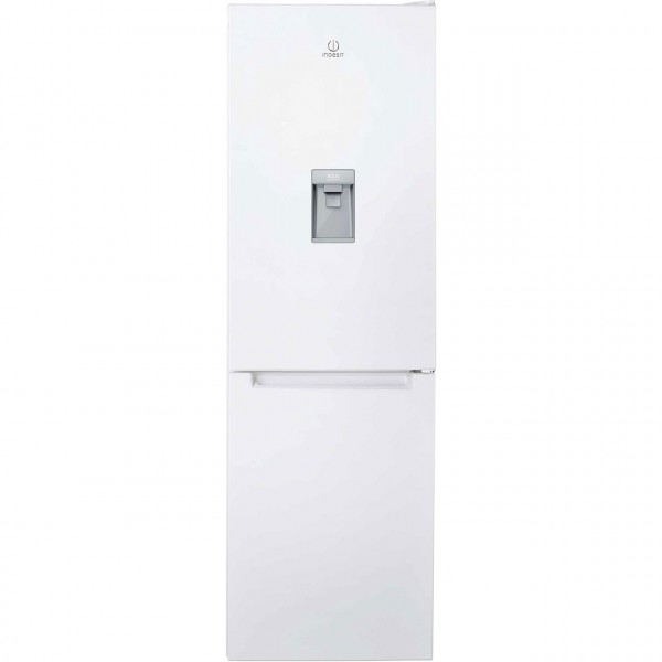 Indesit LR8S1WAQ 60cm Fridge freezer in White