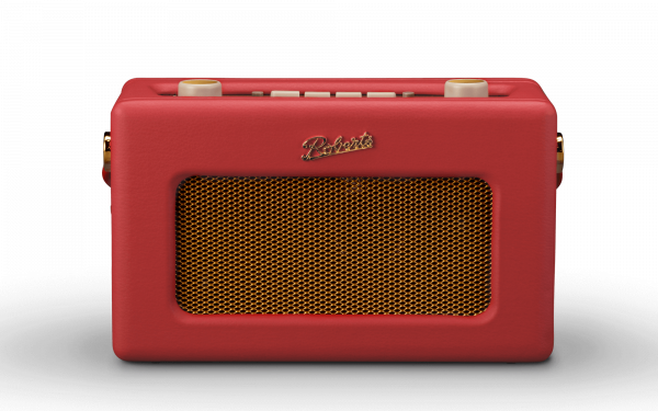 Roberts Revial DAB Radio Red