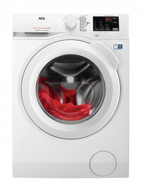 Aeg L6FBI741N 8kg 1400rpm Washing Machine
