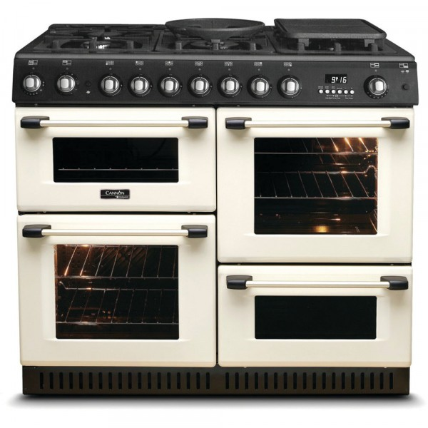 Cannon CH10755GFS Gas Cooker In Cream