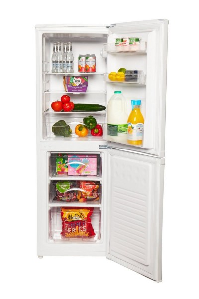 Haden HK144W 48cm Fridge Freezer