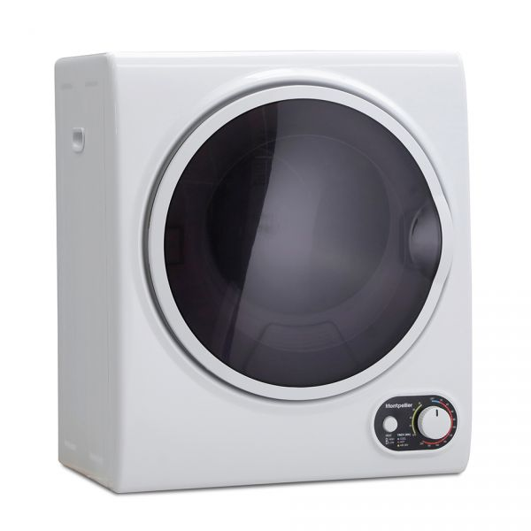 Montpellier MTD25P 2.5kg compact vented tumble dryer
