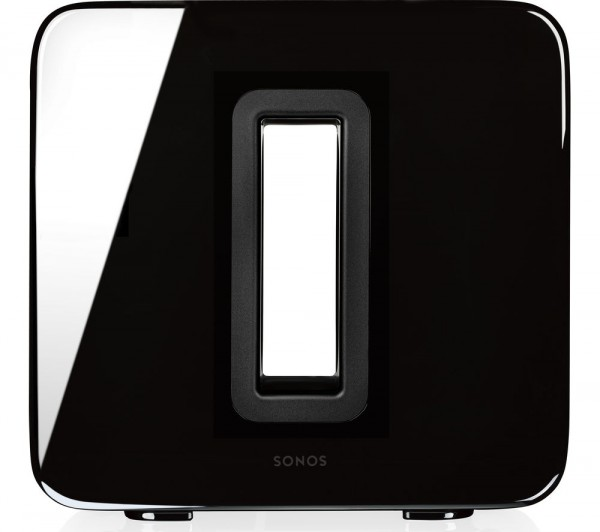Sonos SUB Subwoofer for Sonos Speakers in Black
