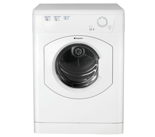 Hotpoint FETV60CP 6Kg Vented Tumble Dryer