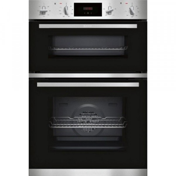 Neff U1GCCOANOB Built in Double oven