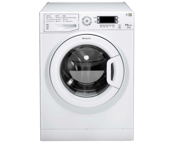 Hotpoint WDUD9640P 9 Kg Washer Dryer With 1400 Spin