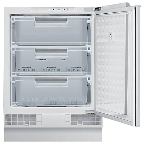 Siemens GU15DA50GB Built-in Under counter Freezer
