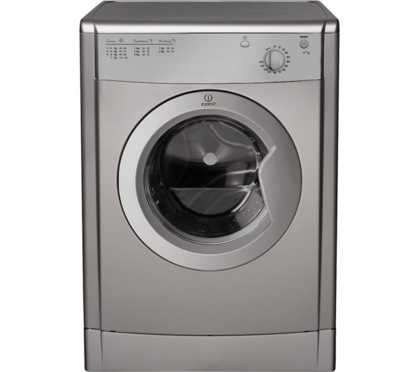 Indesit IDV75S Vented Tumble Dryer