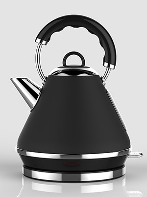 Linsar PK117BLACK 1.7 Litre Black Electric Kettle