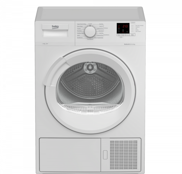 Beko DTLP81141W 8kg Heat Pump Dryer
