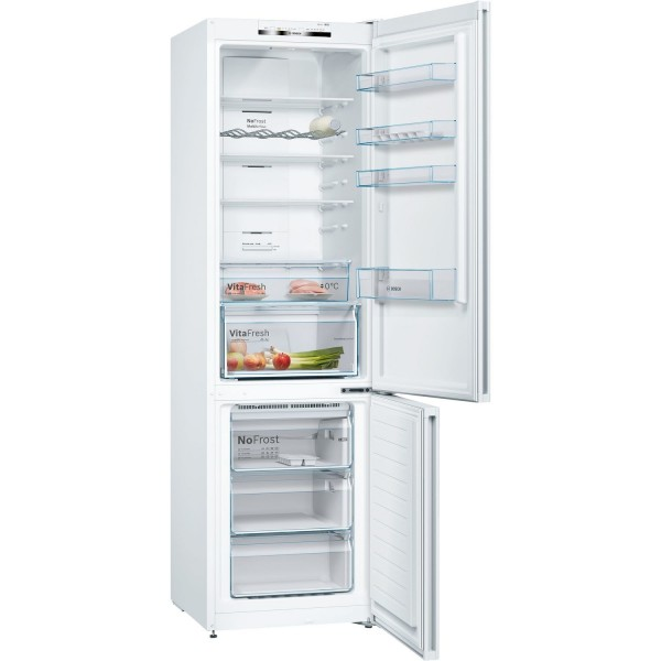 Bosch KGN39VWEAG No Frost Fridge Freezer