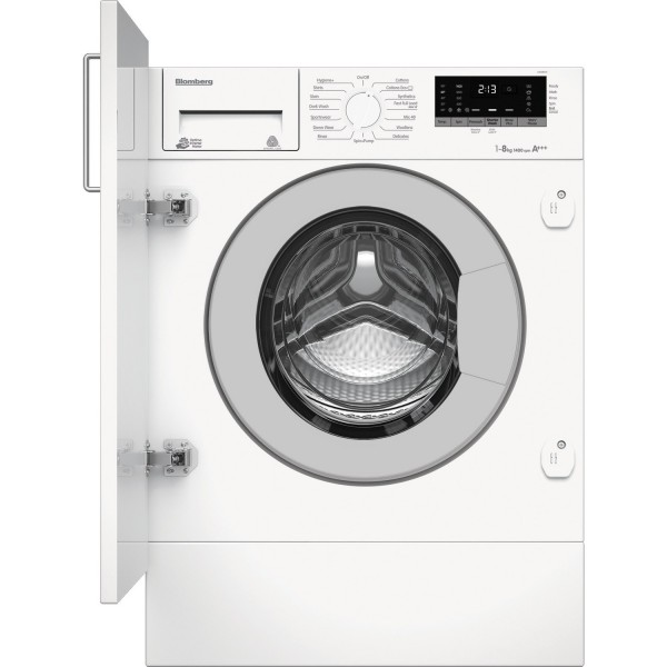 Blomberg LWI28441 Built-in 1400 Spin 8kg Washing Machine
