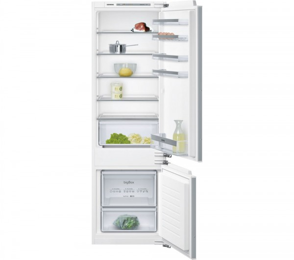Siemens KI87VVF30G Integrated 70/30 Fridge Freezer