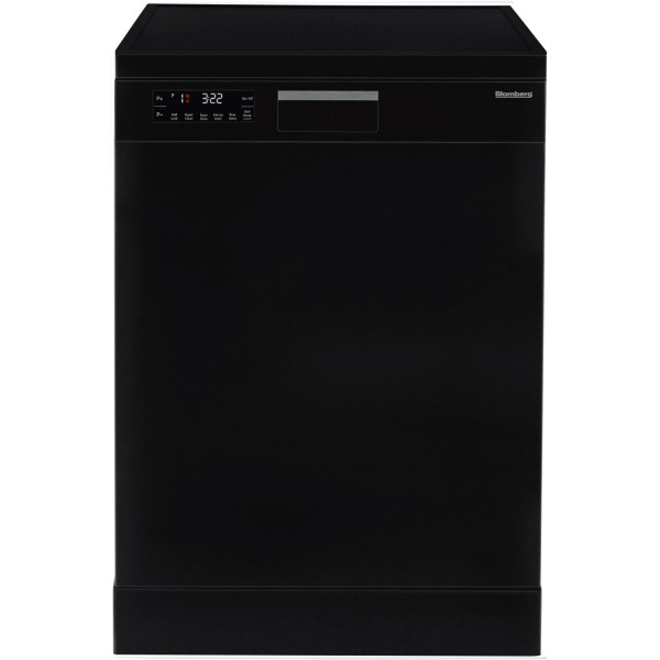 Blomberg LDFN2240B 13 Place Full Size Dishwasher in Black