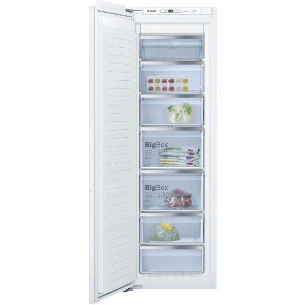 Bosch GIN81AEF0G Integrated Tall Freezer