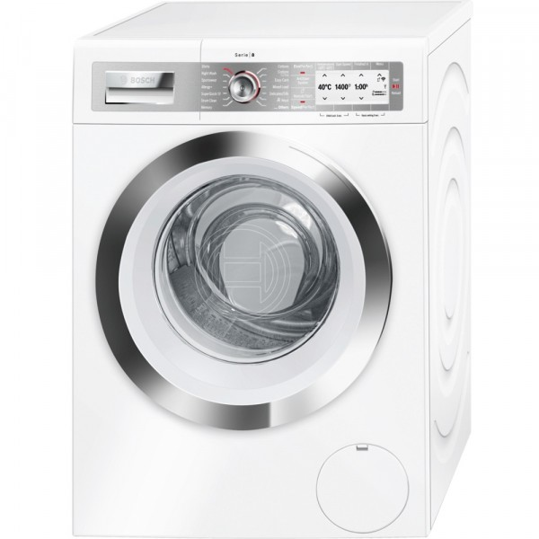 Bosch WAYH8790GB 1400 Spin Home Connect Washing Machine