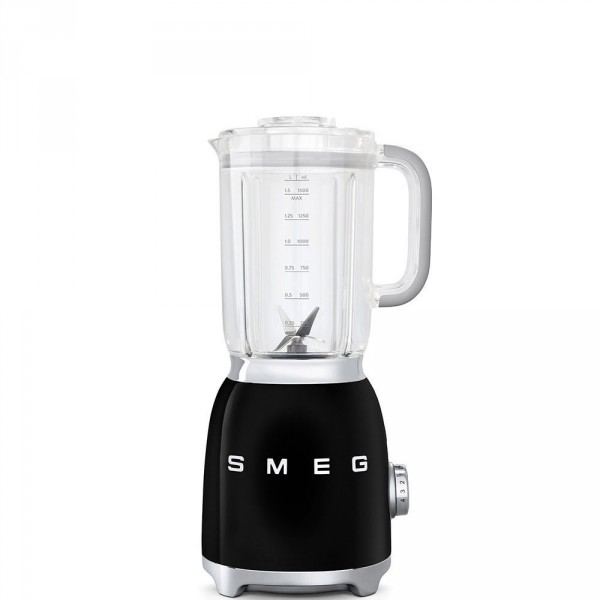 Smeg BLF01BLUK 1.5l Blender in Black