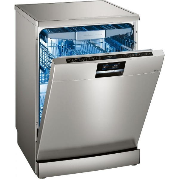 Siemens SN278I36TE 13 place Dishwasher in Stainless Steel