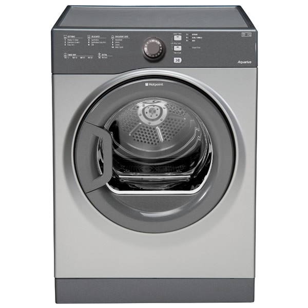 Hotpoint TVFS83CGG9 8Kg Vented Tumble Dryer
