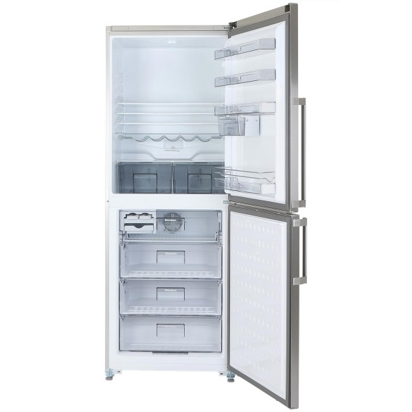 Blomberg KGM9691X 70cm Frost Free Fridge Freezer in Stainless Steel