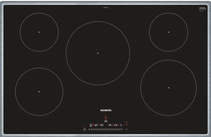 Siemens EH845FVB1E 80cm Induction hob in black