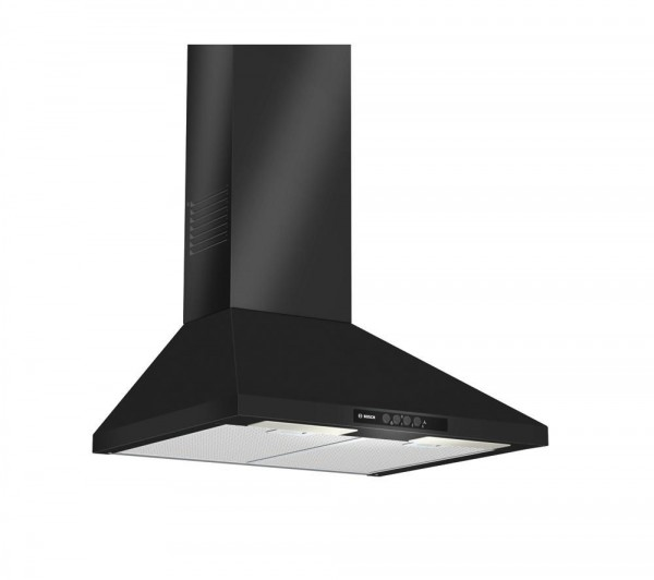 Bosch DWW06W460B Chimney Cooker hood in Black