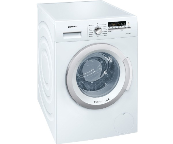 Siemens WM14N200GB 1400 Spin Washer With An 8kg Load