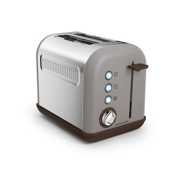 Morphy Richards 222005 Pebble 2 Slice Accents Toaster