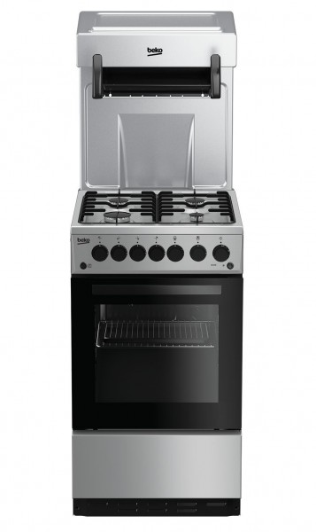 Beko KA52NESIL 50cm Eye Level Grill Cooker