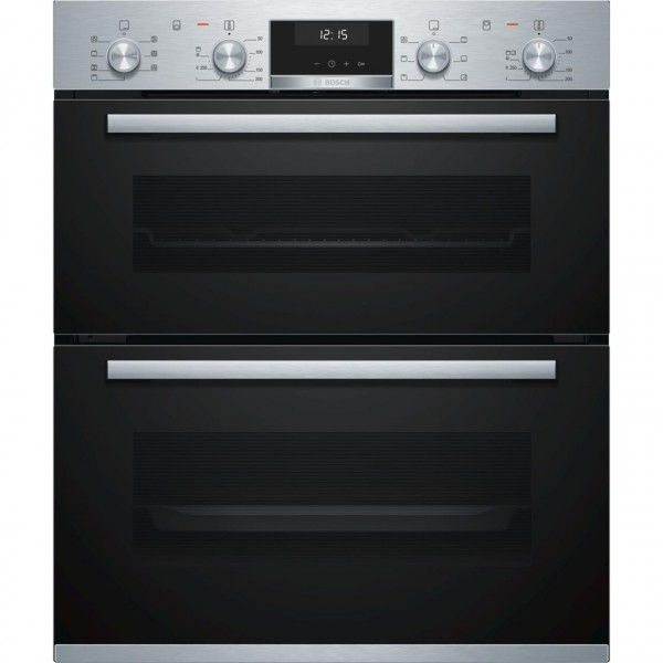 Bosch NBA5350S0B Built under double oven