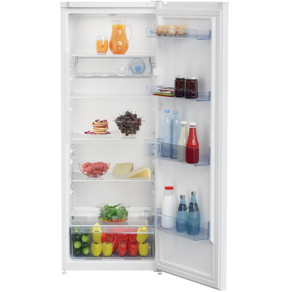 Beko LCSM1545W Frost Free Upright tall larder Fridge