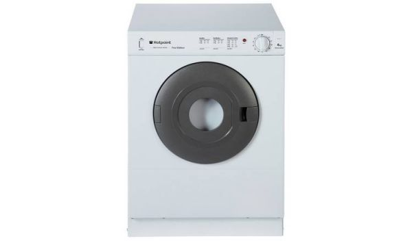 Hotpoint NV4D01P 4Kg Compact Vented Tumble Dryer