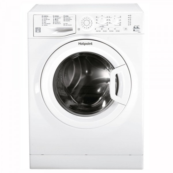 Hotpoint FDL8640P 8kg 1400rpm Washer Dryer