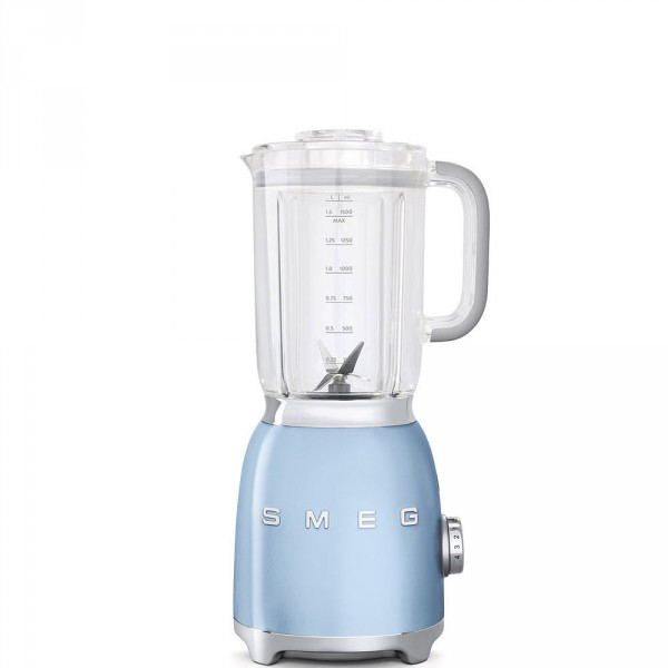 Smeg BLF01PBUK 1.5l Blender in Pastel Blue