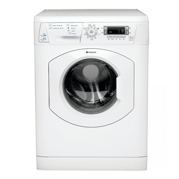Hotpoint WDD750P 7kg 1400rpm Washer Dryer In Polar White