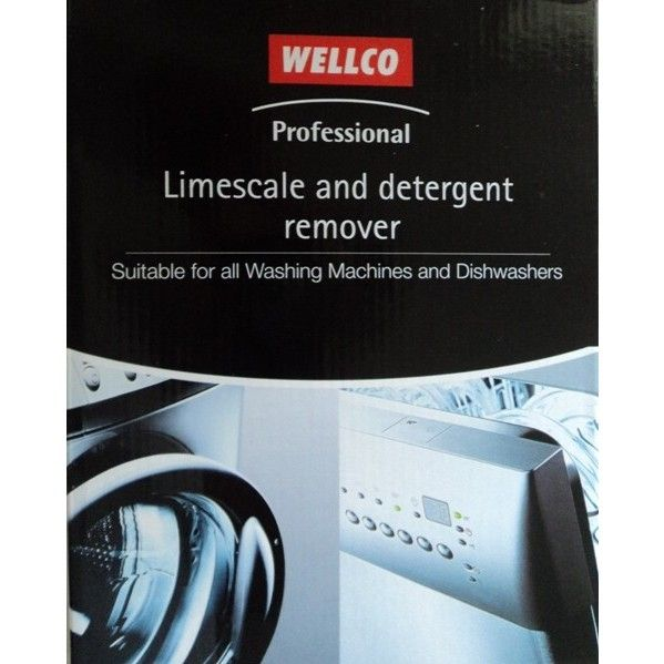 Wellco WEL4014 Limescale and Detergent Remover