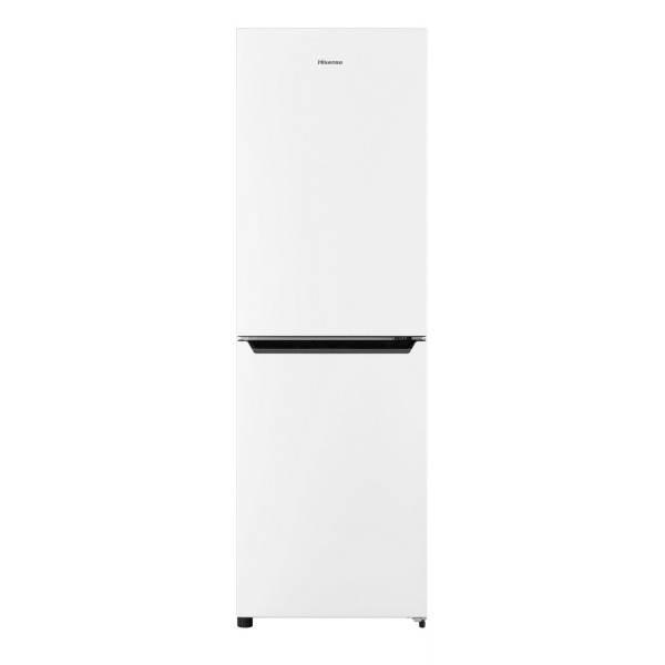 Hisense RB385N4EW1 Fridge freezer in White