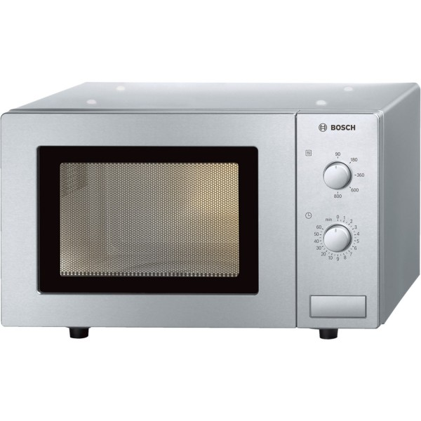 Bosch HMT72M450B 800W Brushed Steel Microwave