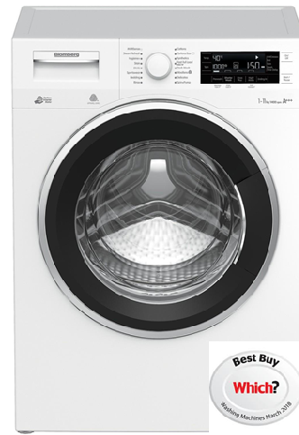 Blomberg LWF411452AW 11kg 1400rpm Washing Machine A+++