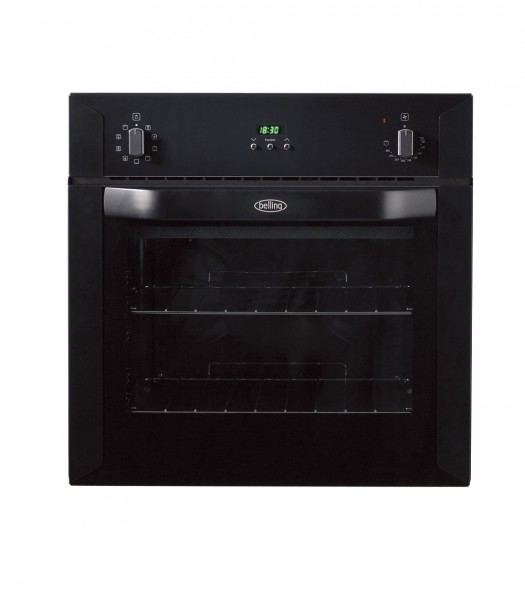 Belling BI60MF-BK Single Oven