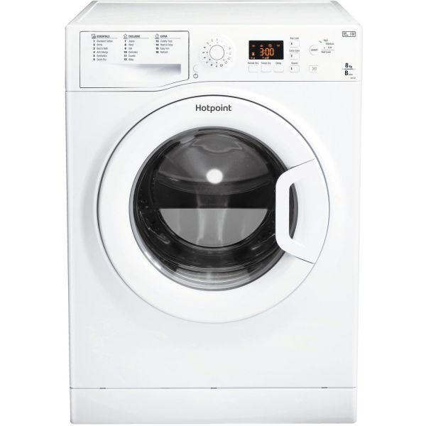 HOTPOINT ECF87BP 8KG CONDENSER DRYER B RATED