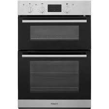 Hotpoint DD2540IX Double Oven 5 Function Programmable Timer