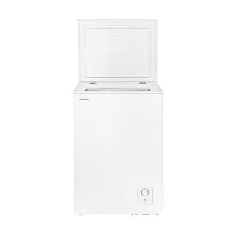 FRIDGEMASTER MCF96 95 LITRE CHEST FREEEZER WHITE A+