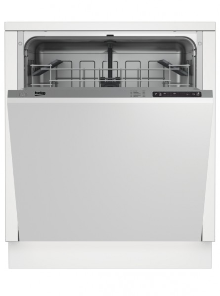 Beko DIN15210 12ps Built In Dishwasher