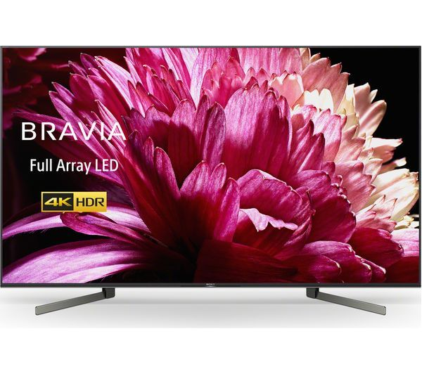 "SONY KD55XG9505BU 55"" 4K HDR ANDROID FULL ARRAY LED"