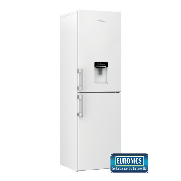 Blomberg KGM4550D Tall Fridge Freezer With Water Dispenser