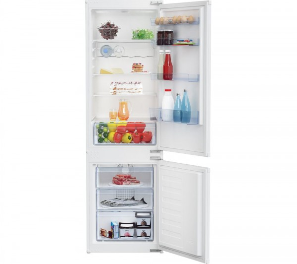 Beko BCFD173 70/30 Integrated Fridge Freezer