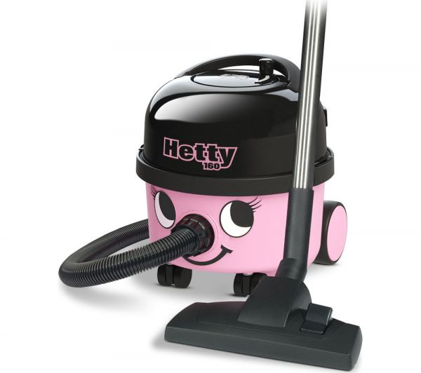 HETTY HET160 BAGGED VACUUM CLEANER